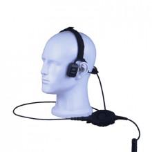 Tx570k01 Txpro Auriculares De Conduccion osea Para Radios Ke