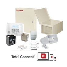 Vista48eco Honeywell Home Resideo Kit De Alarma Residencial