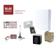 Vista48mini2 Honeywell 2 Anos 4G ILIMITADO INCLUIDO Kit V