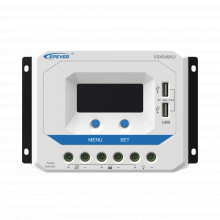 Vs4548au Epever Controlador Solar De Carga PWM 12/24/36/48 V
