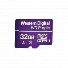 Wd32msd Western Digital wd Memoria MicroSD De 32GB PURPLE