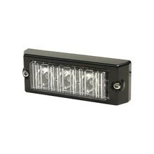 X3703r Ecco Directional LEDs Serie X3703 3 LEDS Color Rojo