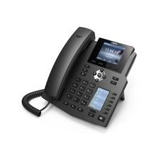 X4g Fanvil Telefono IP Empresarial Para 4 Lineas SIP Con 2 P