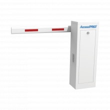 Xbf4ml Accesspro Barrera Vehicular Izquierda / Soporta Brazo
