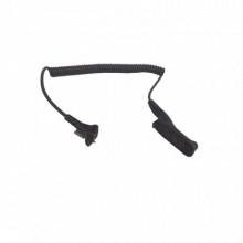 XMRRCABLEMV Epcom Cable adaptador de audio para Bodycam XMRX