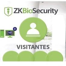 ZKA0680008 Zkteco ZK ZKBSVISP33Y - Modulo de visitas para Bi