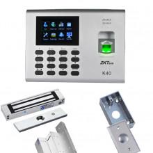 ZKT0800021 Zkteco ZKTECO K40YMPAK - Solucion de asistencia y