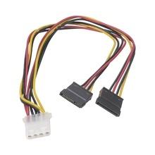 101501488 Hikvision Cable Doble De Corriente SATA / Compatib