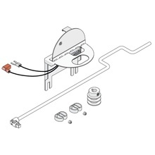 1601270 Dks Doorking Kit De Operacion Manual Para Barrera 16
