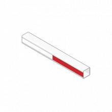 1601571 Dks Doorking Brazo de plastico reforzado de 3.6 metr