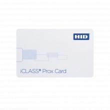 2120bggmnm26 Hid Tarjeta DUAL IClass Proximidad 2120/ PVC