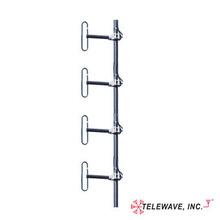 Ant450d69 Telewave Inc Antena Para Estacion Base UHF De 4
