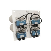 M1074503tp Telewave Inc Combinador En Panel Para Rack 19 40