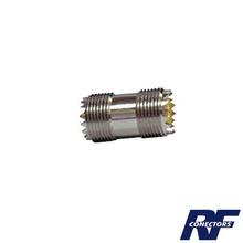 Rfu536 Rf Industriesltd Adaptador Barril De Conector UHF H