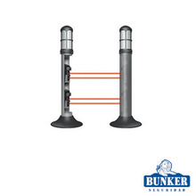 Cav Bunker Seguridad Carcasa Resistente / Para Fotoceldas De