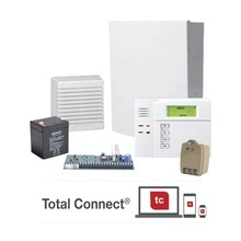 Vista486150tbs Honeywell Super Kit De Panel VISTA48LA Con Te