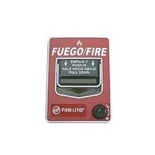 Bg12lxsp Fire-lite Alarms By Honeywell Estacion Manual De Em