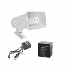 4a16v30w Syscom Kit De Accesorios Con Bateria 4Ah Transform