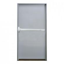 5041 Assa Abloy Puerta Metalica Galvanizada 2 8 X 7 0/ Resis