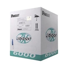 Pur6004bufe Panduit Bobina De Cable UTP 305 M. De Cobre Ree