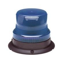 X6465b Ecco Mini Burbuja Led Color Azul Serie X6465 Sirenas