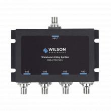 850036 Wilsonpro / Weboost Divisor De Potencia De 4 Vias Par