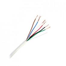 9296 Viakon Cable Calibre 22 CMR 6 Conductores 305 Metros