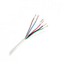 9296 Viakon Cable Calibre 22 CMR 6 Conductores 305 metro
