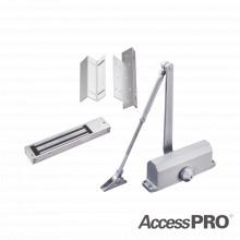 Accesskit600n Accesspro Kit Para Control De Acceso Incluye C