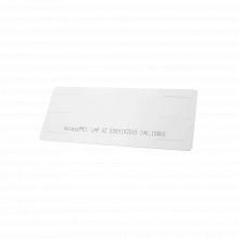 Accesstag Accesspro UHF TAG Adherible Tipo Etiqueta / EPC GE