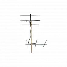 Ao3tvrl2 Syscom Juego De 2 Antenas Bi-direccionales Reforzad
