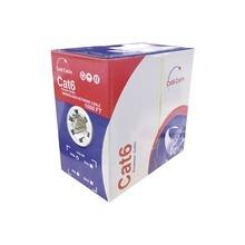 Ascat6w1000 Epcom Bobina De Cable De 1000 Ft 305m Cat6 Al