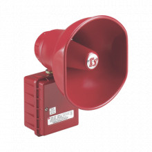 Asup024 Federal Signal Industrial Altavoz Amplificado 30w