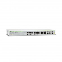 Atfs75028ps10 Allied Telesis WebSmart Switch 24 Puertos PoE