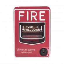 Bg12lob Fire-lite Estacion Manual Para Uso En Exterior Dob