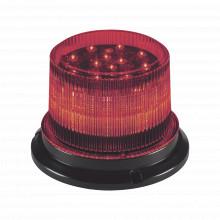 Cl199xh Code 3 Baliza LED 12 / 24VDC Lente Transparente M