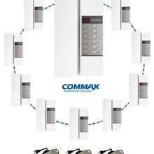 cmx1070042 COMMAX COMMAX PAQTP90RN - Paquete de 10 intercom
