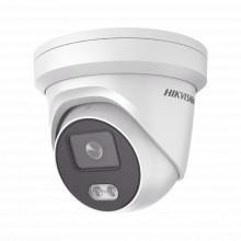 Ds2cd2347g2lu Hikvision Turret IP 4 Megapixel / Imagen A Col