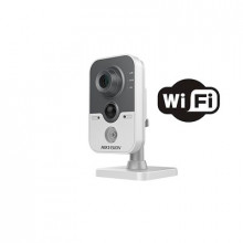 Ds2cd2410fiw Hikvision Cubo IP 1 Megapixel / WIFI / 10 Mts I