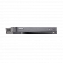 Ds7216huhik2s Hikvision DVR 8 Megapixel / 16 Canales 4K TURB