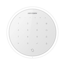 Dspkawlm Hikvision AX HUB Teclado Inalambrico Compatible C