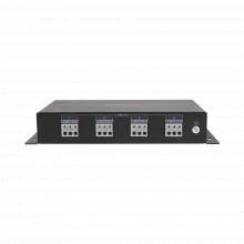 Dspmrso4 Hikvision Modulo De 4 Relevadores De Capacidad 30 V