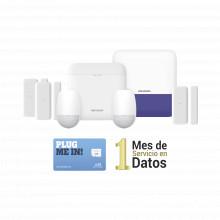 Dspwa48ksdv2 Hikvision AX PRO KIT De Alarma AX PRO Con GSM