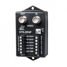 Dtkdp4p Ditek Protector Para Alimentacion Datos Y Video Par