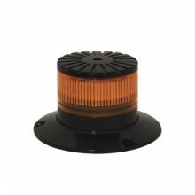 EB7260A Ecco Baliza LED compacta discreta color Ambar Ambar