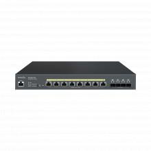 Ecs2512fp Engenius Switch PoE Administrable En Nube Capa