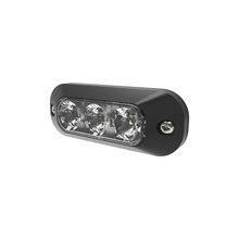 Ed3703c Ecco Luz Perimetral De 3 LEDS Color Blanco azul