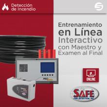 Expertasafe Safe Fire Detection Inc. Certificacion Virtual D