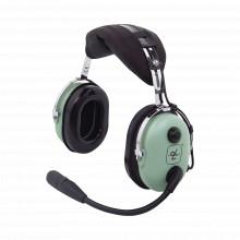 H10134 David Clark Auriculares De Ala Fija Con Atenuacion De