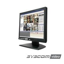 Hem191cn Syscom Video Monitor LCD Profesional Para CCTV Ver